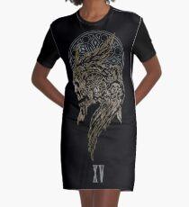 The Lucian Crest  Graphic T-Shirt Dress