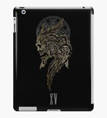 The Lucian Crest  iPad Case/Skin