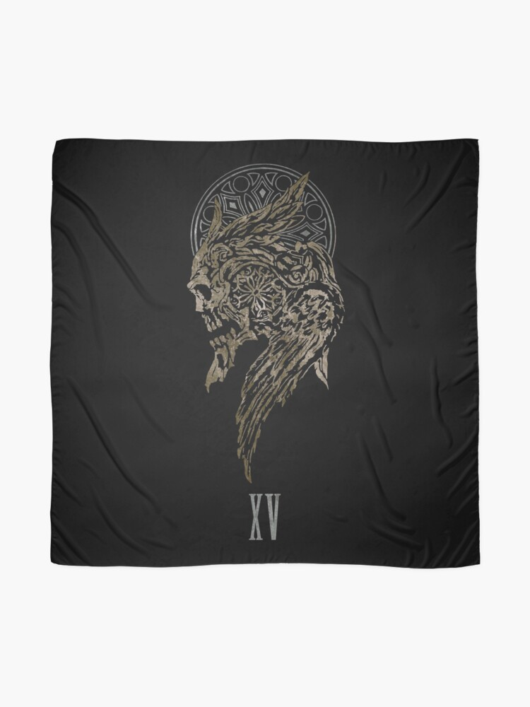 Alternate view of The Lucian Crest  Scarf
