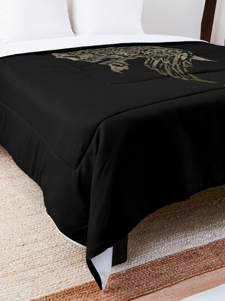 Alternate view of The Lucian Crest  Comforter