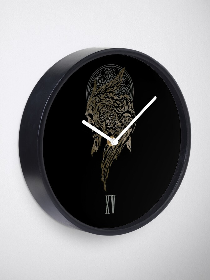 Alternate view of The Lucian Crest  Clock
