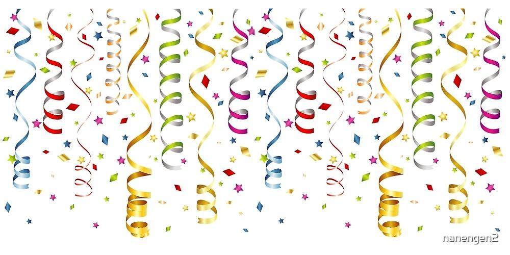 Celebration for Anything Design by nanengen2