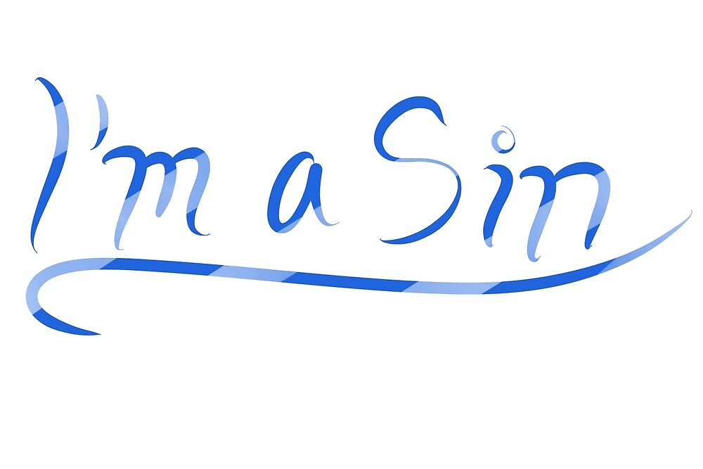 I'm a Sin by AndrewML1702