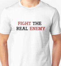 Revolution Justice Rebel Punk Rock Motivational Fight T-Shirts Unisex T-Shirt