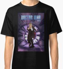 Crouching Capaldi Classic T-Shirt
