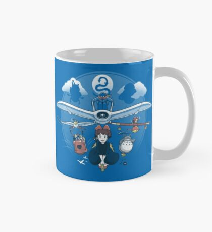 Flight of the Imagination Mug
