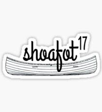 Shoafot'17 Ramah Poconos Sticker