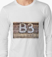 B1 and B2's long lost cousin. Long Sleeve T-Shirt