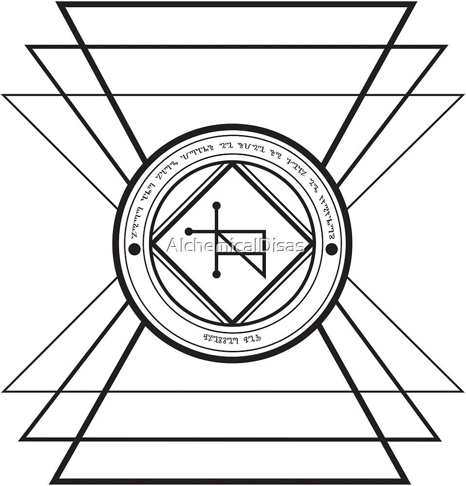 Tempus Sanandi Sigilum by AlchemicalDisas