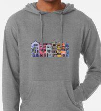 Rainbow Row – Charleston Lightweight Hoodie