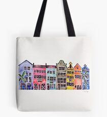 Regenbogen-Reihe - Charleston Tasche