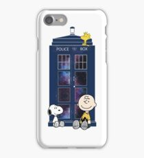Doctor Who - Charlie Brown iPhone Case/Skin
