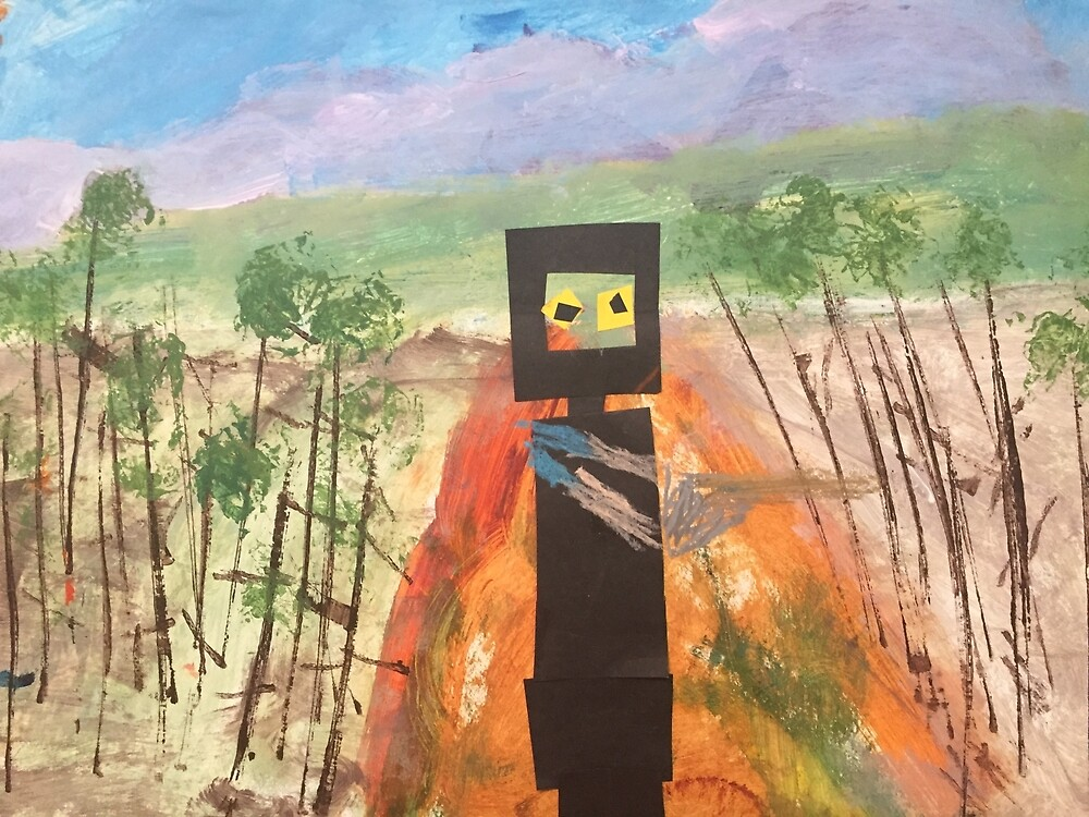 Ned Kelly by LisaCKJP