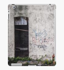 Graffiti. iPad Case/Skin
