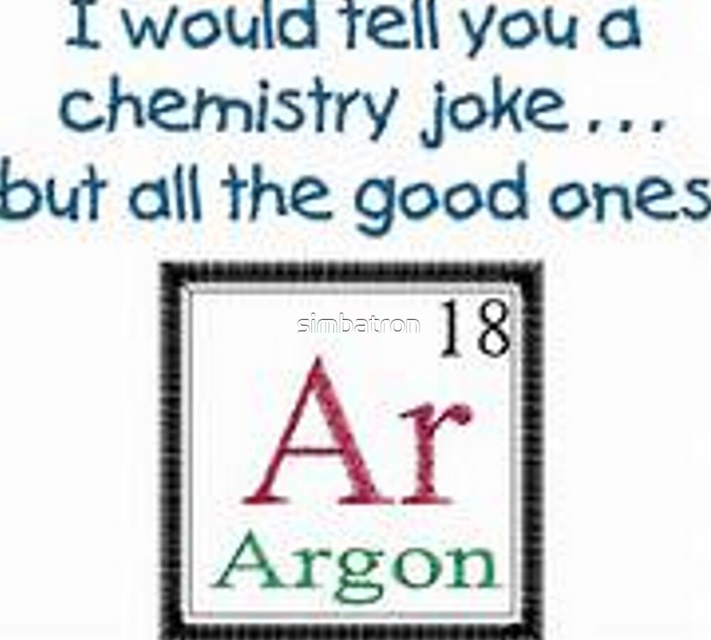 science jokes by simbatron