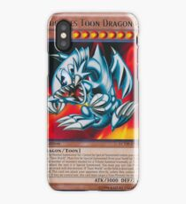 blu eyez toon drag iPhone Case/Skin