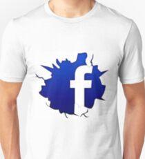 cracking logo Unisex T-Shirt