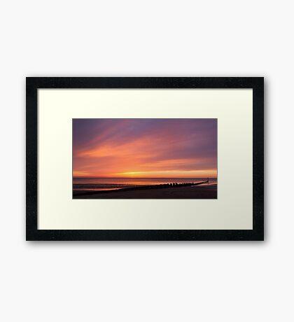 Dawn Light Framed Print