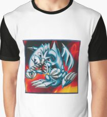 smal blue toon Graphic T-Shirt