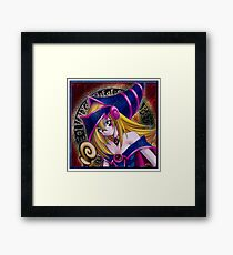 dm girl Framed Print