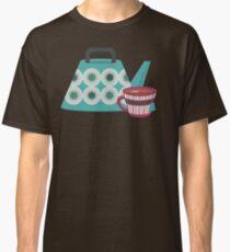 Mid-Century Modern Tea Time Classic T-Shirt