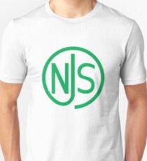 NJS stamp (green print) T-Shirt