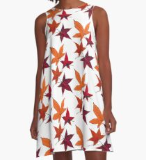 Riccoboni Design Saratoga Springs A-Line Dress