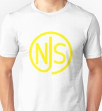 NJS stamp (yellow print) T-Shirt