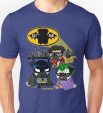 Bat Pug Unisex T-Shirt