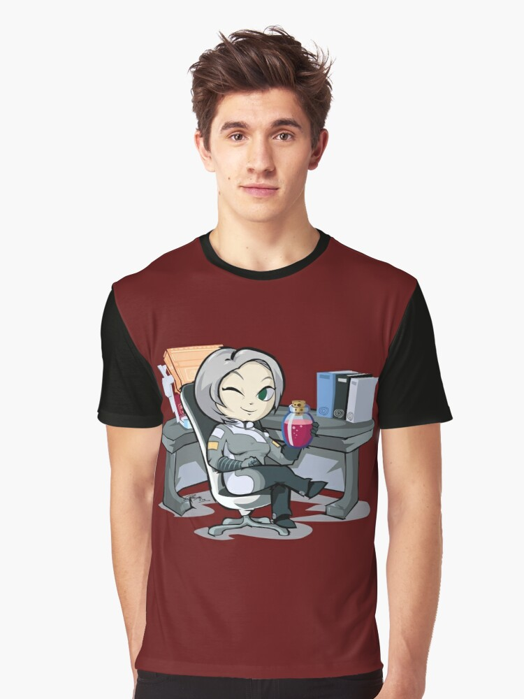Sassy Medic Graphic T-Shirt Front