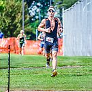 Mike at the Finish 1, 2014.08.17 by Aaron Campbell