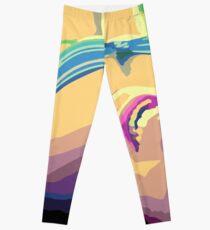 Beach girl - Chica en la playa Legging