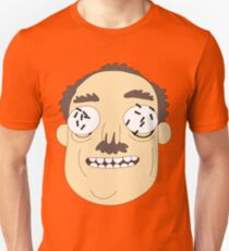 Rick and Morty Ants in my eyes Johnson T-Shirt