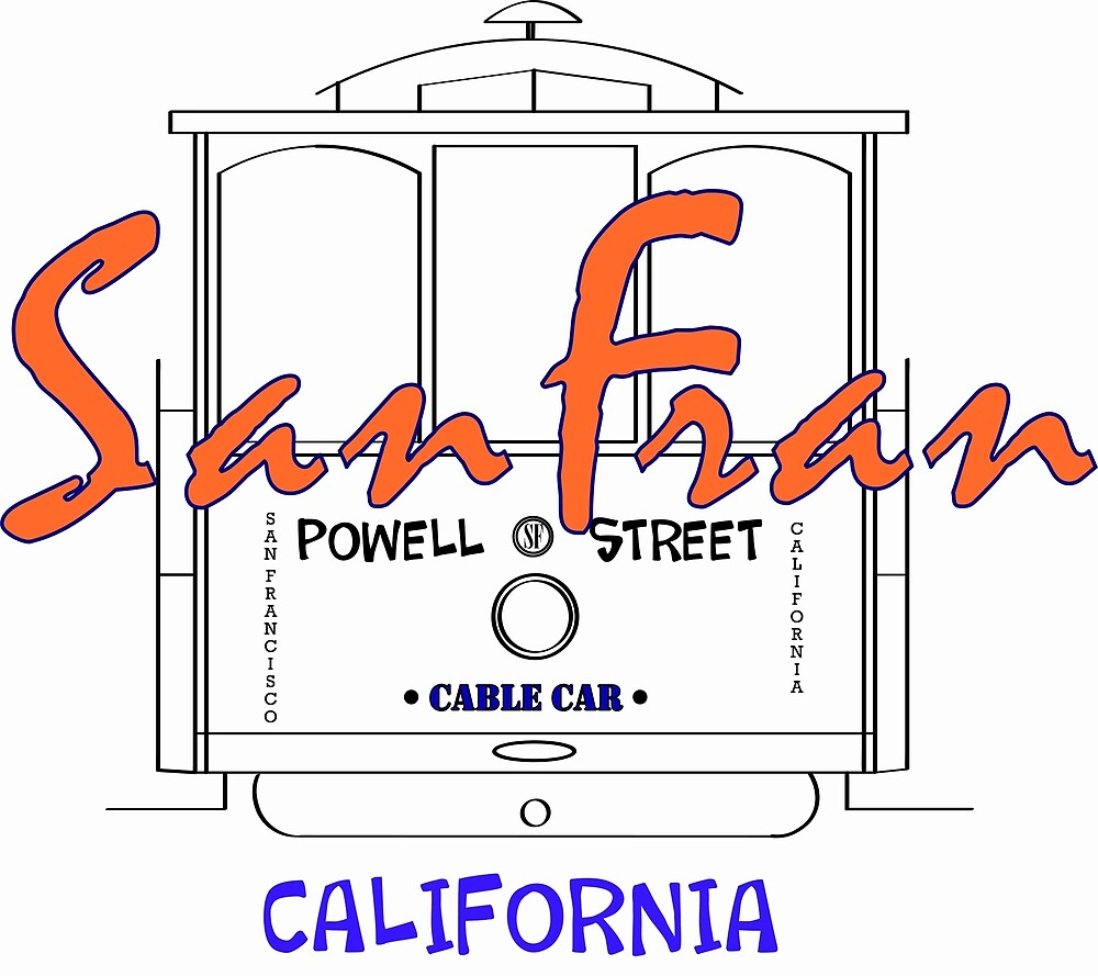 SF Bay Area Styles by bluearts