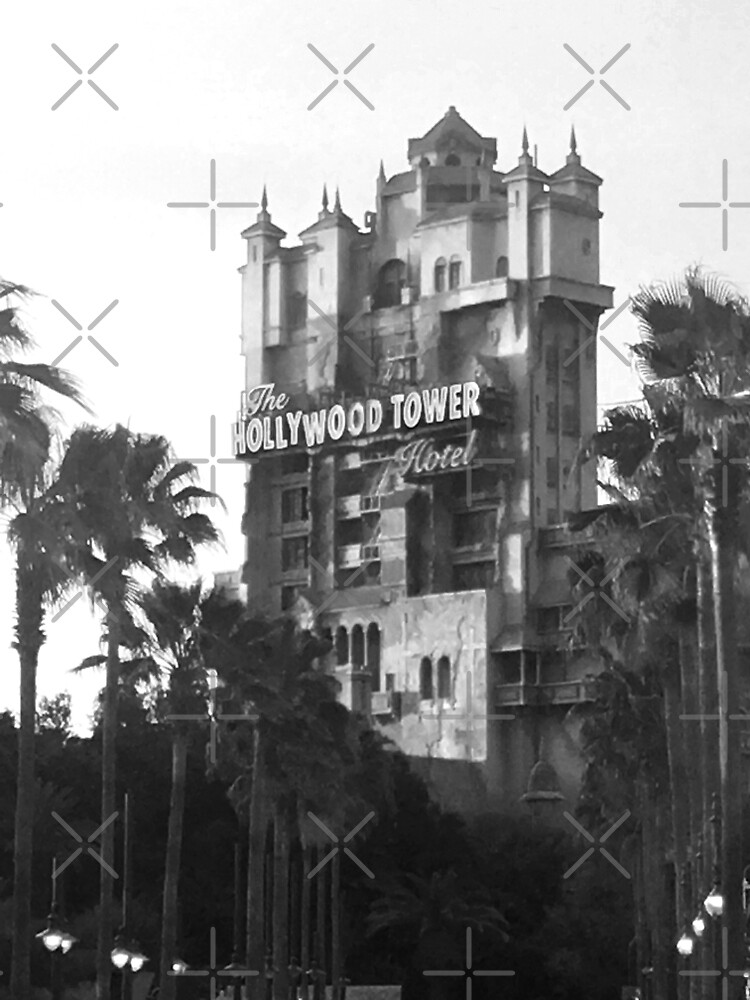 Hollywood Tower Hotel by Christopher Reed