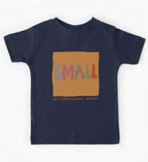 small but astonishingly smelly Kids Tee