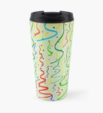 """Streamers"" Travel Mug"