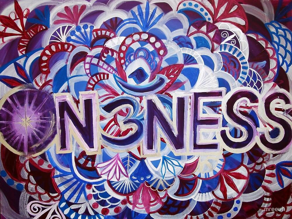 Oneness by mreeuh