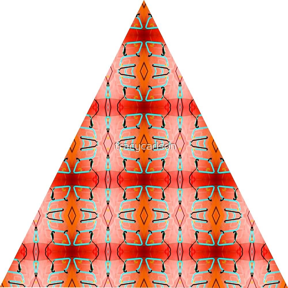 Electric Triangle by tracycarlson