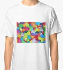 """""""Magical Gathering"""" original abstract artwork by Laura Tozer Classic T-Shirt"""