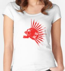 Kamikaze! Women's Fitted Scoop T-Shirt