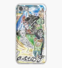 Classic Grind: Universal Monsters iPhone Case/Skin