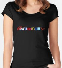 Conformity! Women's Fitted Scoop T-Shirt