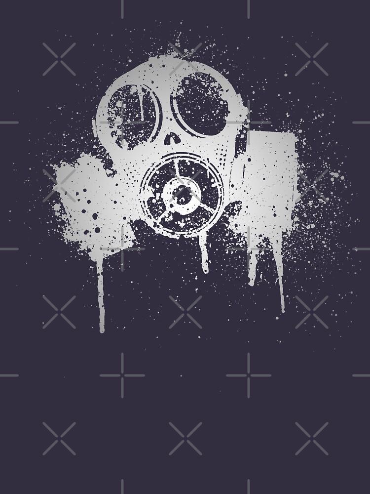 Máscara de gas de RevolutionGFX