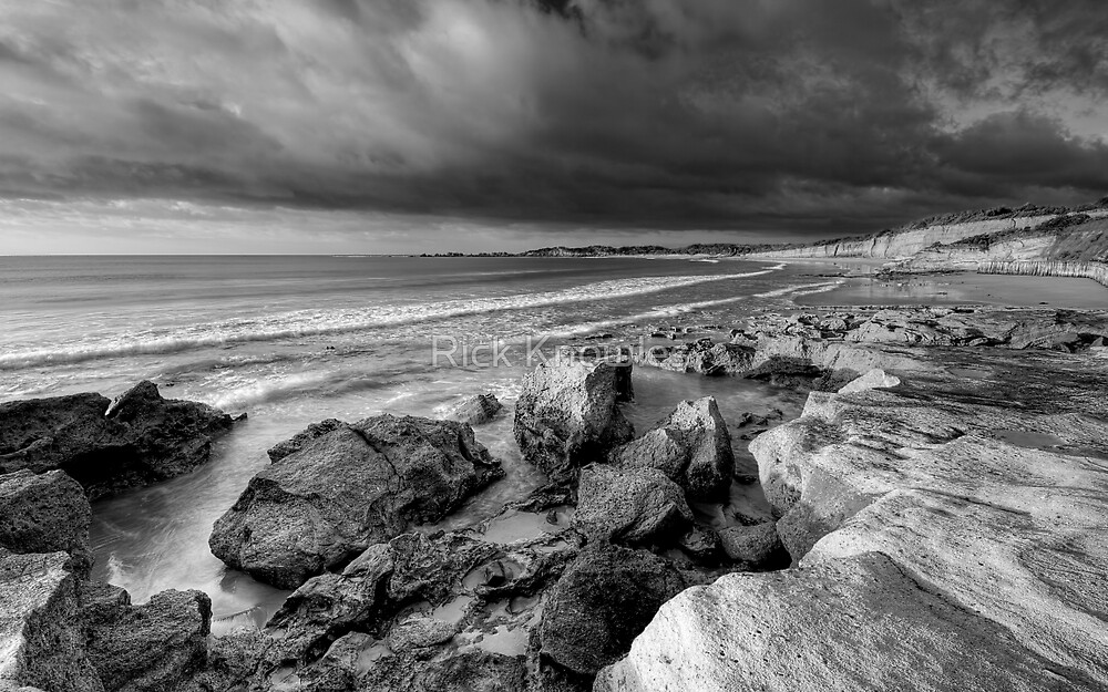 ANGLESEA STORM CLOUDS by Rick Knowles
