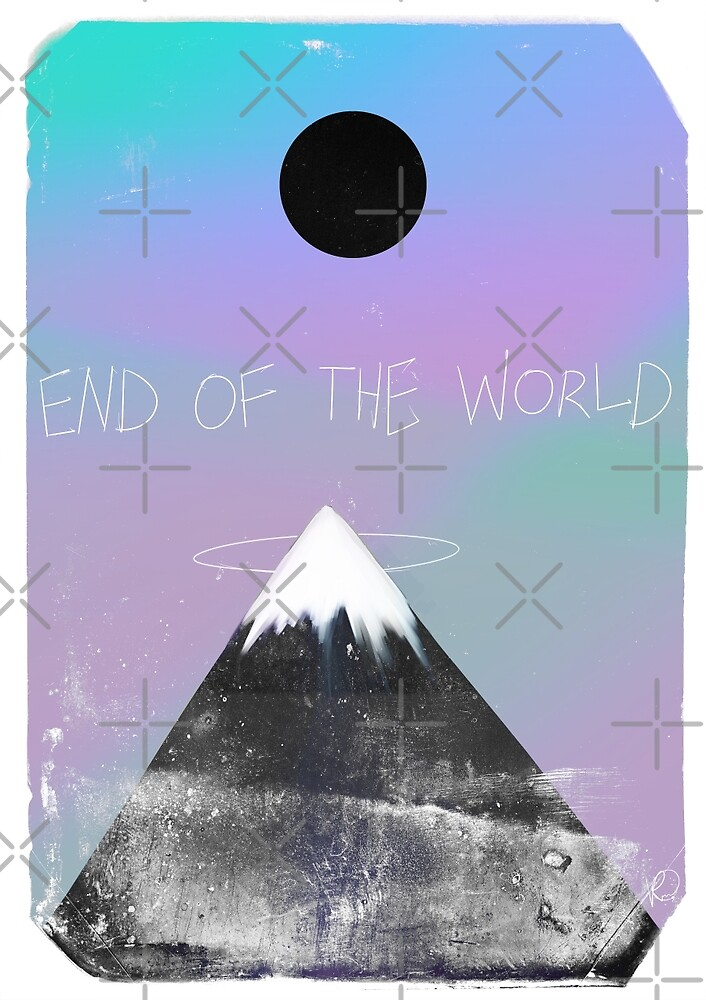End of the World by Rachel Condon