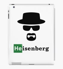 Heisenberg Breaking Bad iPad Case/Skin