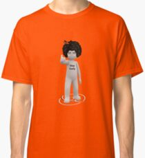 Thumbs Up Guy - Stay Curly Classic T-Shirt