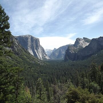 Yosemite by glowingheat