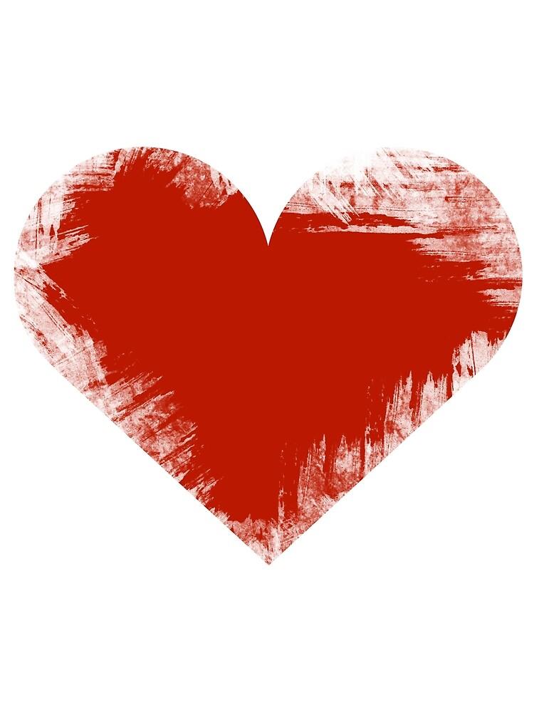 Fading Heart by zkramer